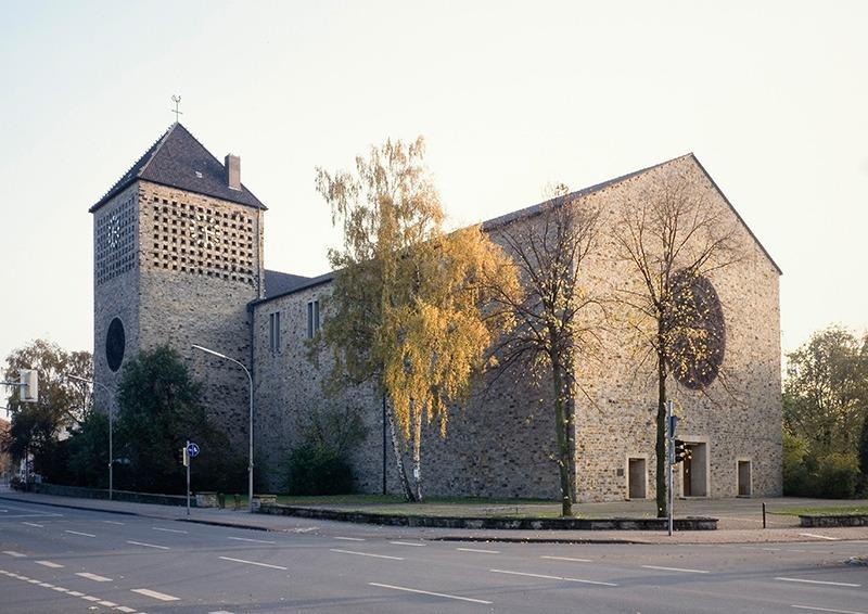 Dülmen | Heilig Kreuz | Foto: © Andreas Lechtape, Münster