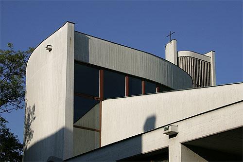 Birsfeld | Katholische Kirche | Foto: Roland Zumbühl, GFDL oder CC BY SA 3.0