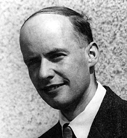 Rudolf Schwarz | Quelle: Albert Renger Katzsch (ca. 1930)