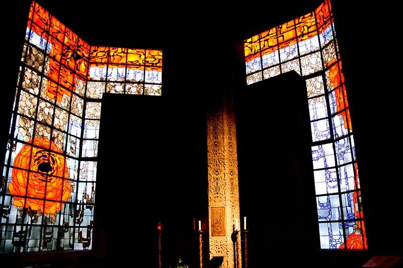 Velbert-Neviges | Maria, Königin des Friedens | Foto: Frank Vincentz, CC BY-SA 3.0