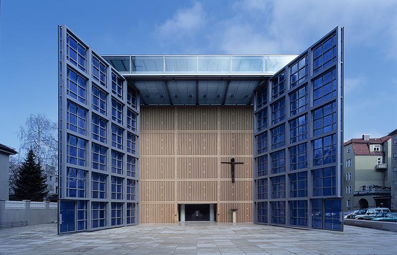München-Neuhausen | Herz Jesu | Foto: Florian Holzherr