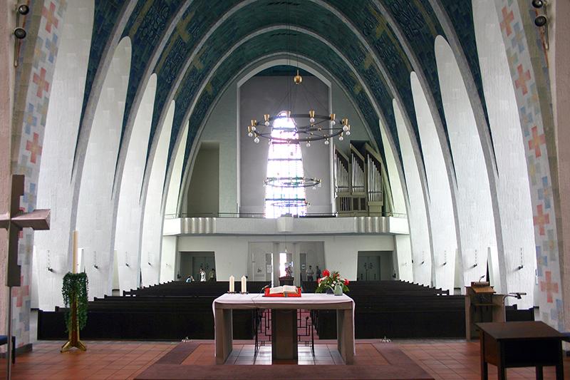 Gelsenkirchen | Heilig Kreuz | Foto: © Bauaktenarchiv Gelsenkirchen