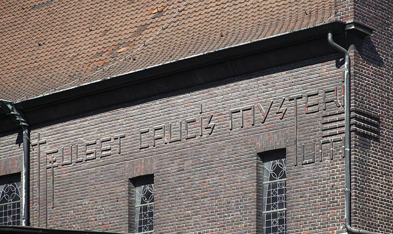 Gelsenkirchen | Heilig Kreuz | Foto: © Architektur-Bildarchiv / Thomas Robbin