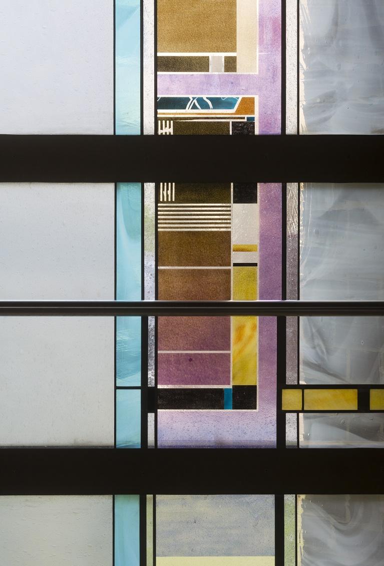 Berlin-Friedrichsfelde | Zum Guten Hirten | Glasgestaltung | Foto: Florian Monheim, Krefeld