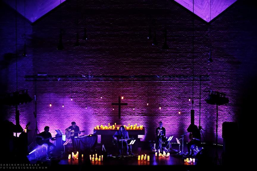 Bochum | Christuskirche | 'Katatonia' | Foto: Sabine Michalak