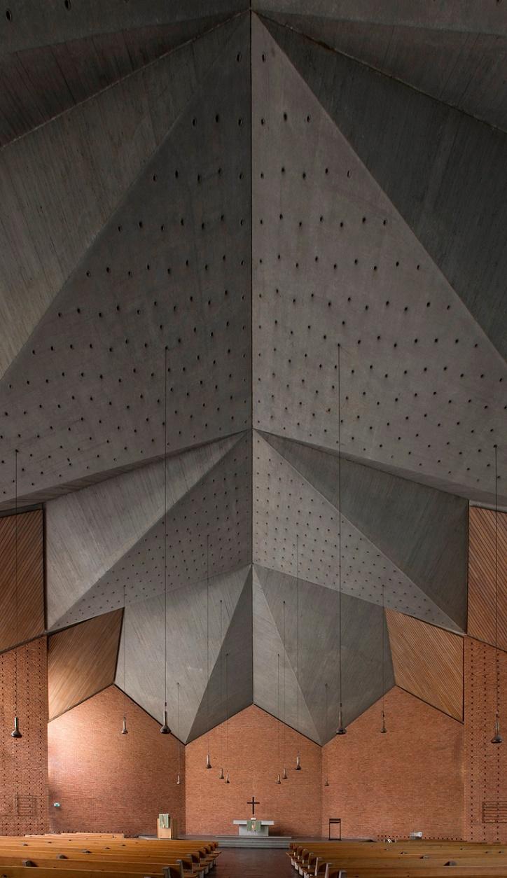 Bochum | Christuskirche | Innenraum | Foto: bednorz images