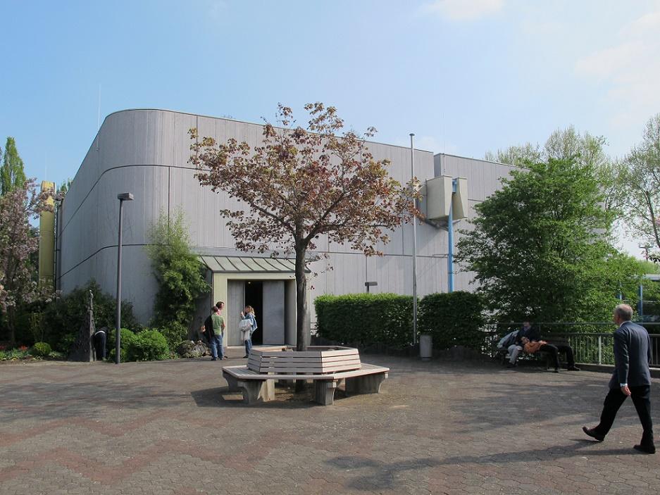 Seligenstadt | St. Marien | Außenbau | Foto: Karin Berkemann