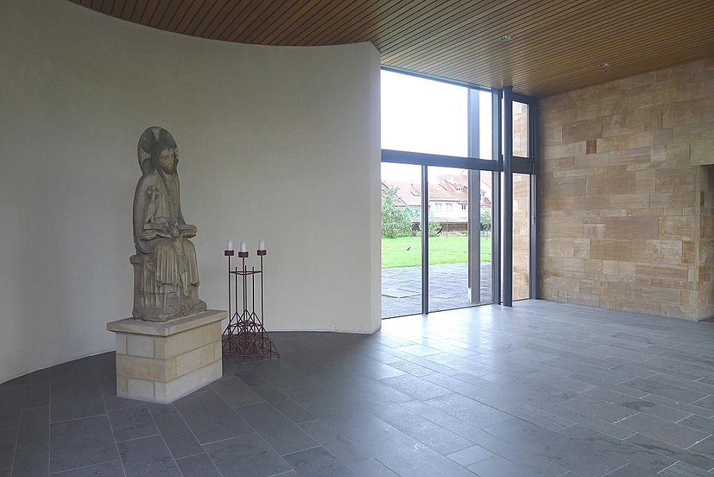 Fulda | Zur Heiligen Dreifaltigkeit (Priesterseminar