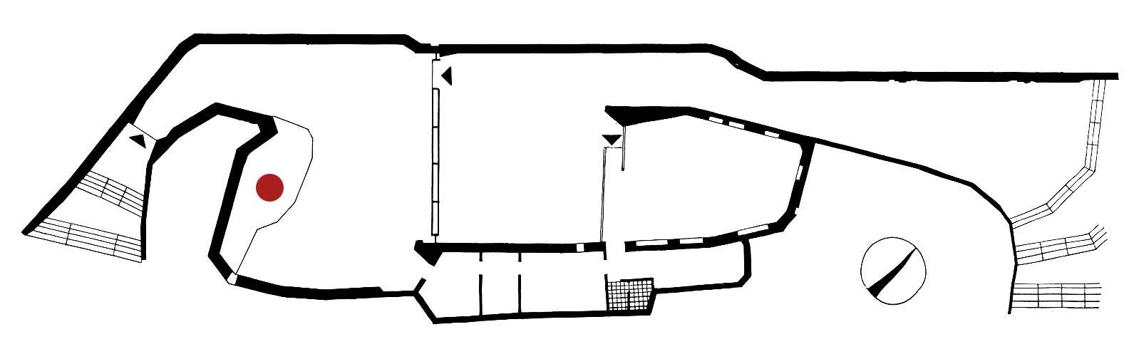 Dachau | Versöhnungskirche | Grundriss
