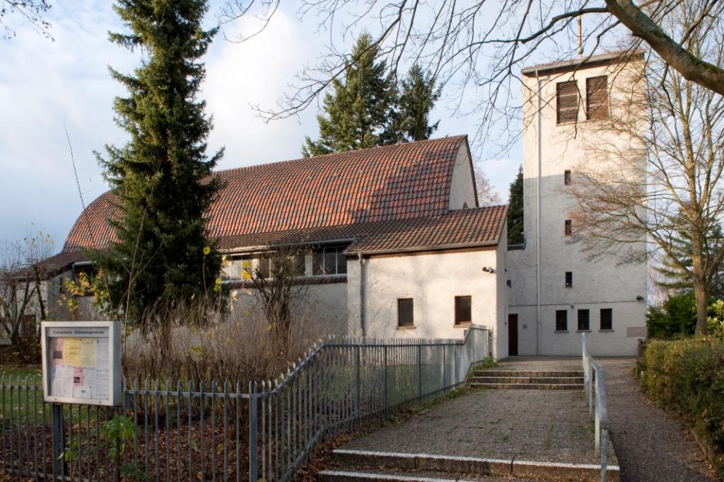 Frankfurt am Main-Frankfurter Berg | Bethanienkirche | Außenbau | Foto: Christine Krienke, Landesamt für Denkmalpflege Hessen
