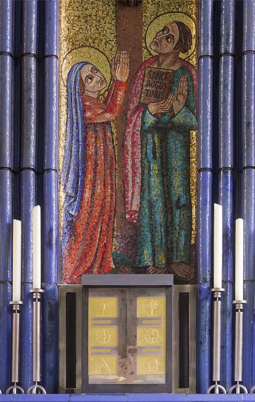 Berlin-Prenzlauer Berg | St. Augustinus | Tabernakel | Foto: Florian Monheim
