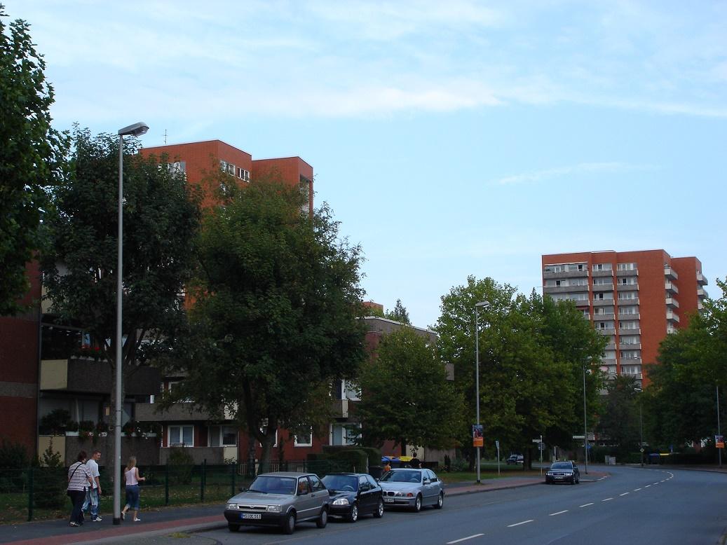Münster-Coerde | Siedlung | Foto: STBR, GFDL oder CC BY SA 3.0-1.0