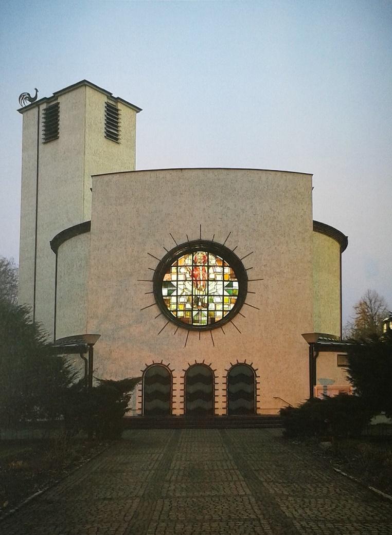 Leipzig-Connewitz | St. Bonifatius | Außenbau | Foto: © Bertram Kober/PUNCTUM