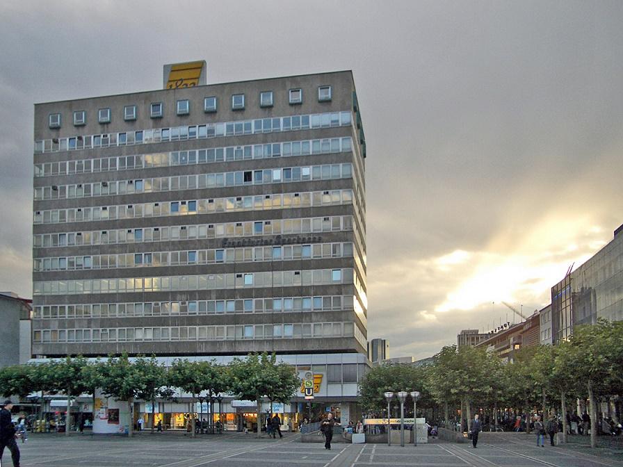 Frankfurt am Main | Bienenkorbhaus | Foto: Michael König, GFDL oder CC BY SA 3.0