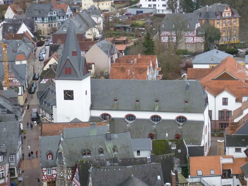 Idstein | Unionskirche | Foto: Frank Winkelmann, GFDL oder CC BY 3.0