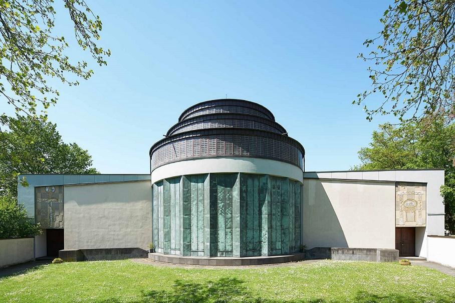 Mainz | Heilig Kreuz | Außenbau | Foto: Marcel Schawe