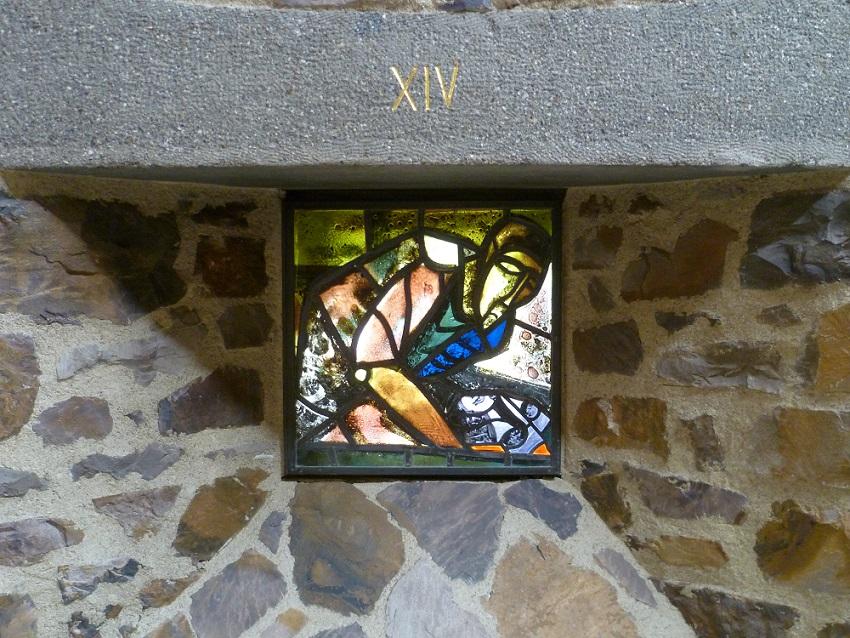Idstein | St. Martin | Kreuzwegfenster | Foto: Frank Winkelmann, GFDL oder CC BY 3.0