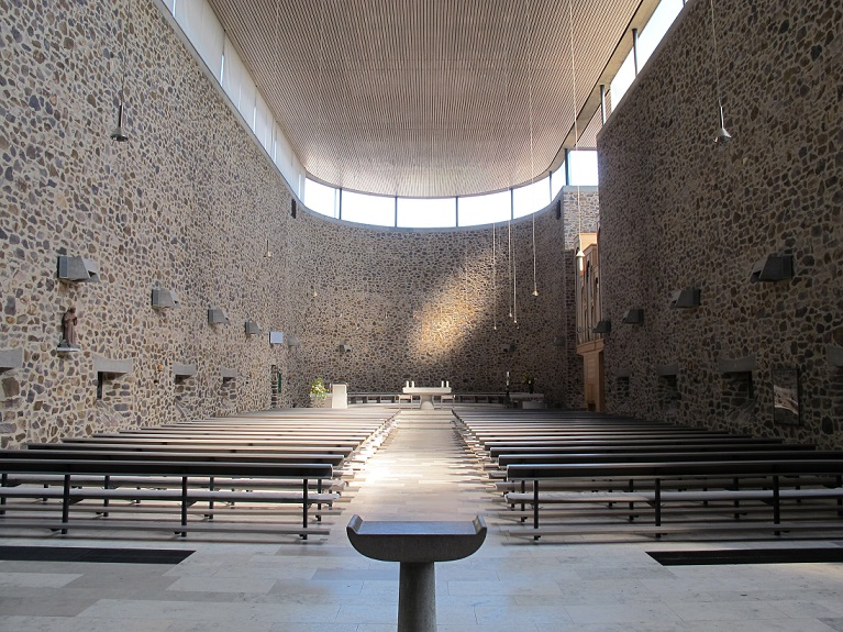 Idstein | St. Martin | Innenraum | Foto: Karin Berkemann