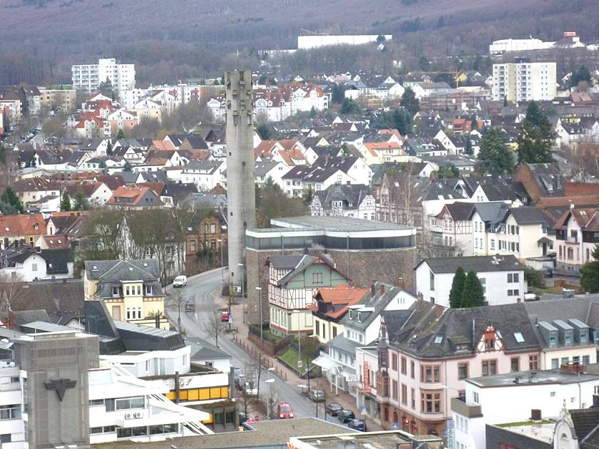 Idstein | St. Martin | Außenbau | Foto: Frank Winkelmann, GFDL oder CC BY 3.0