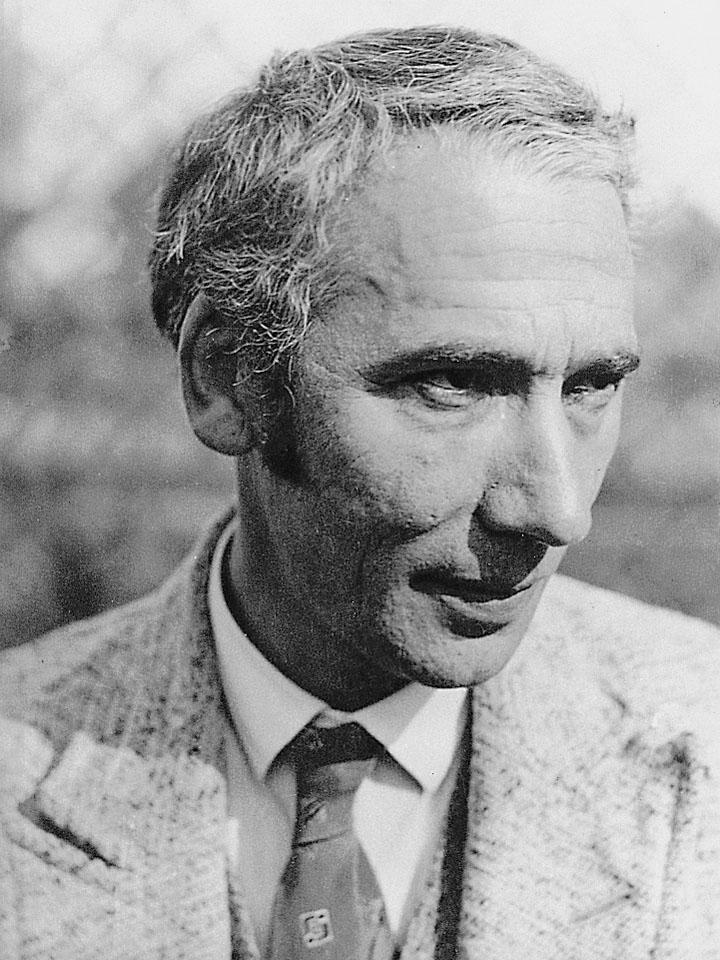 Reinhold Ewald | Foto: historische Aufnahme