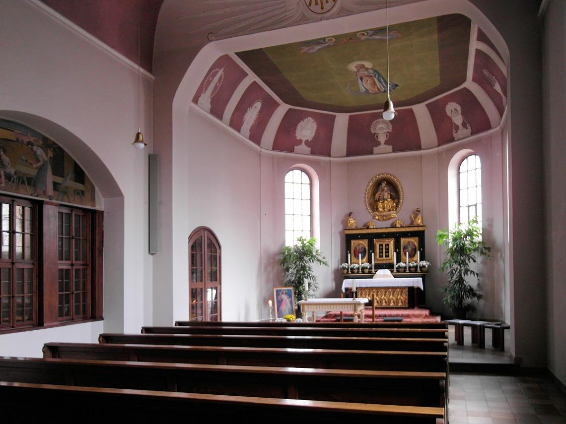 Augsburg | Heiligstes Herz Jesu | Marienkapelle | Foto: Daniel Greb