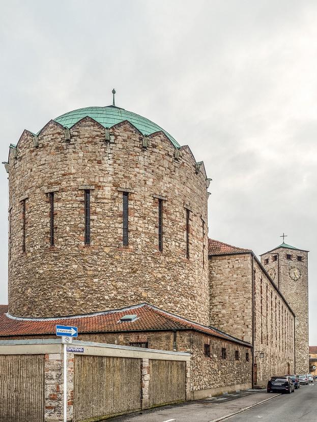 Bamberg | St. Heinrich | Außenbau | Foto: ermell, CC BY SA 4.0