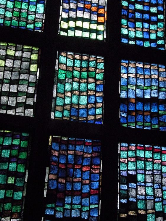 Dortmund | Nicoliakirche | Glasgestaltung | Foto: Rainer Halama, CC BY 3.0