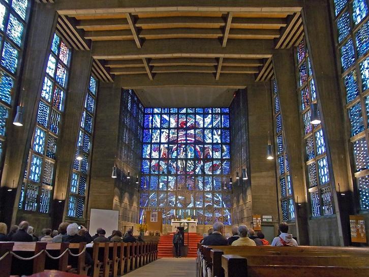 Dortmund | Nicoliakirche | Innenraum | Foto: Rainer Halama, CC BY SA 3.0