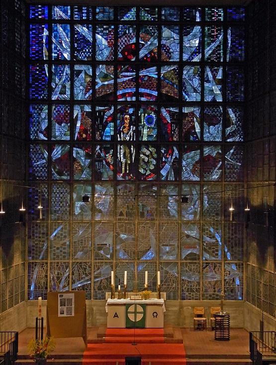 Dortmund | Nicoliakirche | Altarraum | Foto: Rainer Halama, CC BY 3.0