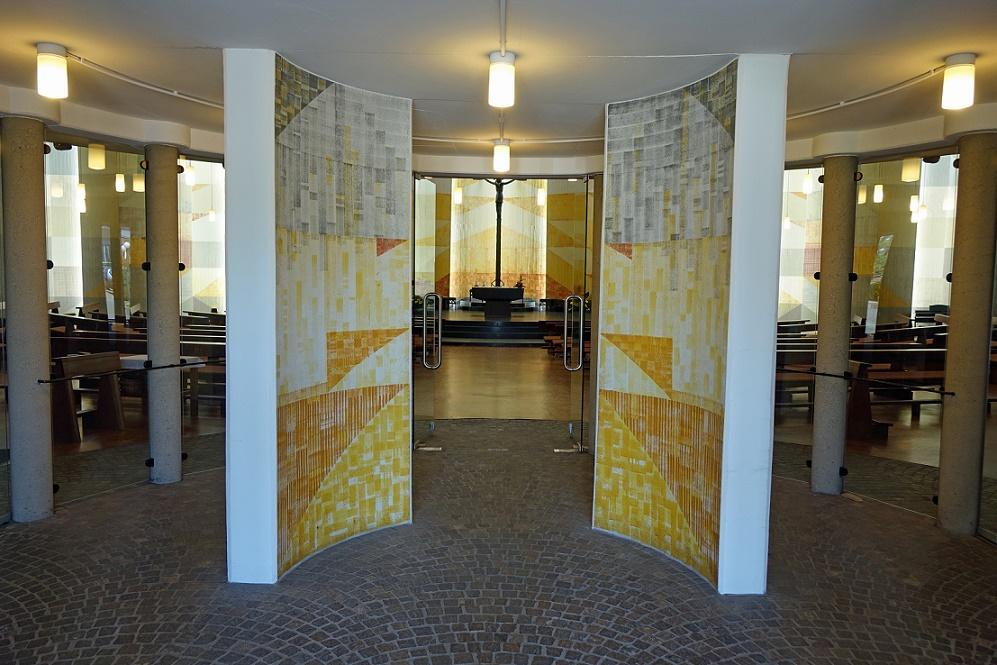 Essen | St. Suitbert | Innenraum | Foto: Gereon Alter
