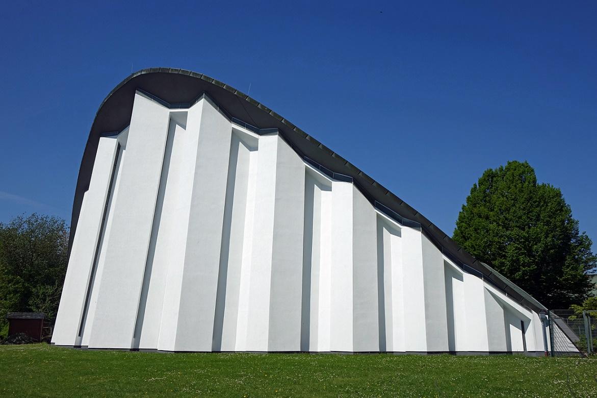 Essen | St. Suitbert | Außenbau | Foto: Gereon Alter