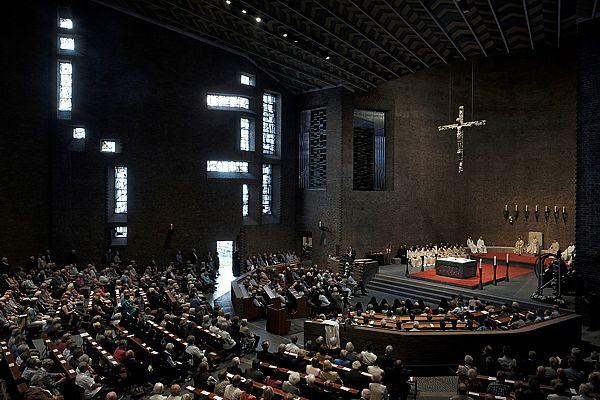 Meschede | Abteikirche | Orgelweihe 2016 | Foto: Archiv Klais