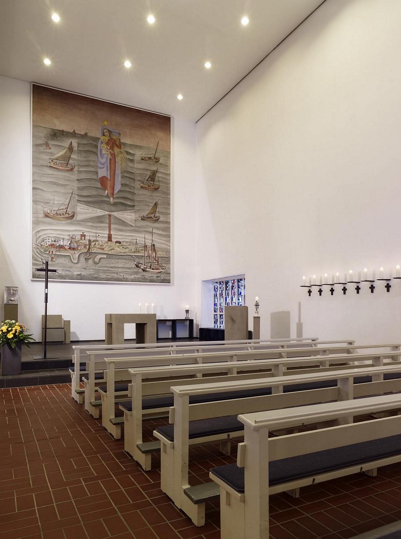 Norderney | Stella Maris | Innenraum | Foto: Nicol Zimmermann, Düsseldorf
