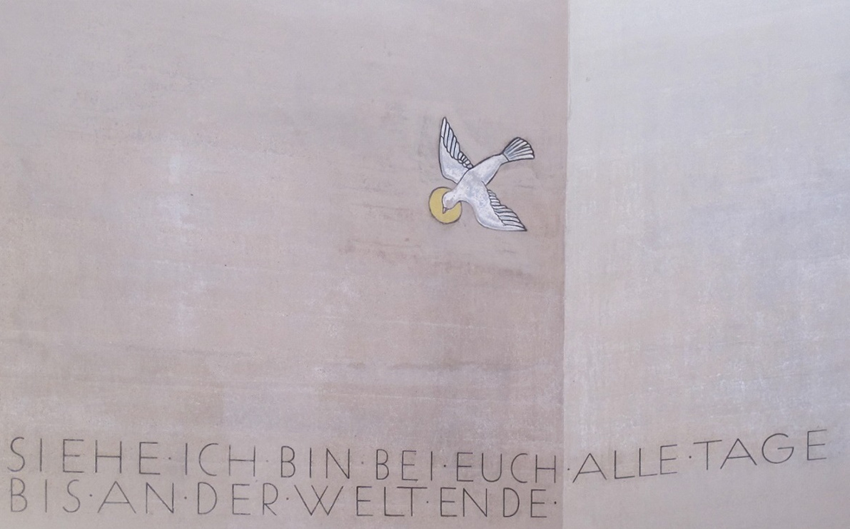 Frankfurt am Main | Gustav-Adolf-Kirche | Altarbereich | Foto: Daniel Bartetzko