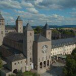 Schwarzach am Main | Abteikirche Münsterschwarzach