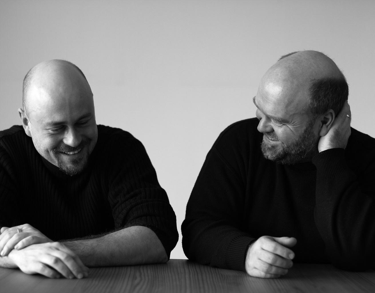 Christian und Peter Brückner | Foto: Wilfried Dechau
