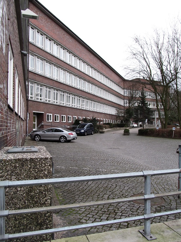 Hamburg-Hamm | Kirchenpauer-Gymnasium | Foto: UweRohwedder, CC BY SA 3.0
