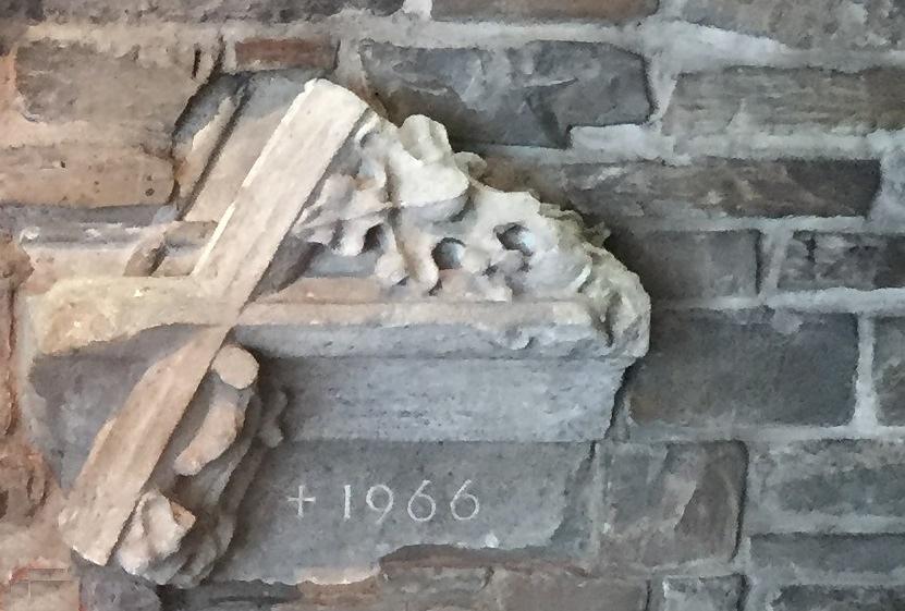 Andernach | St. Stephan | Grundstein | Foto: Frederik Simon
