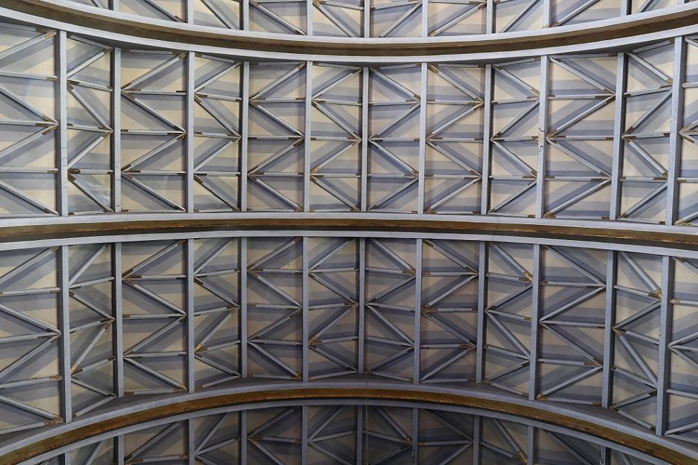 Baienfurt | Mariä Himmelfahrt | Deckengestaltung | Foto: Iris Dostal-Melchinger