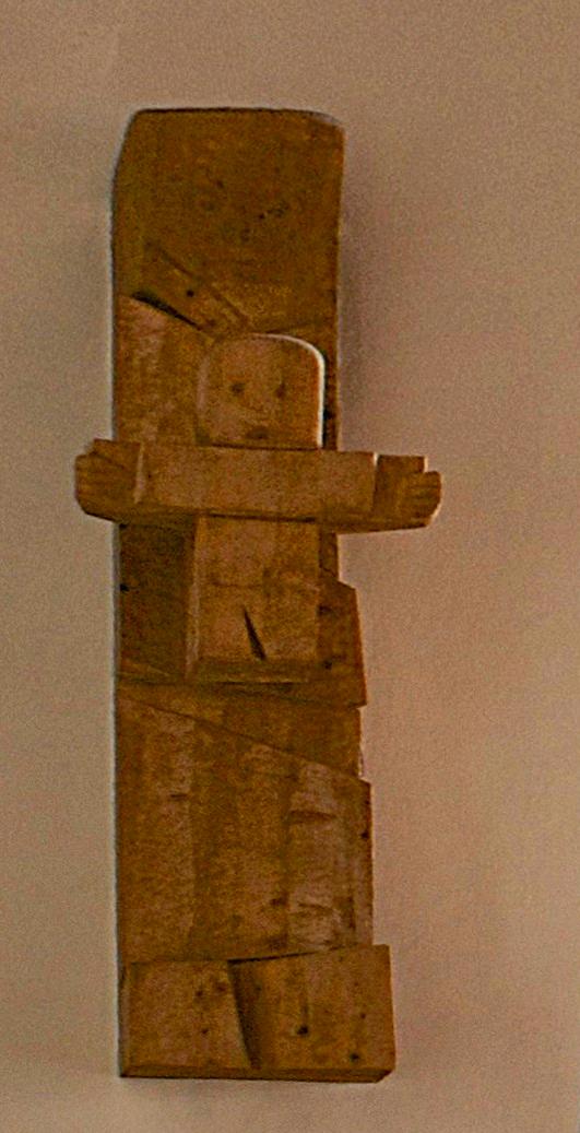 Am Ohmberg-Bischofferode | St. Marien | Marienfigur | Foto: Wolfgang Lukassek