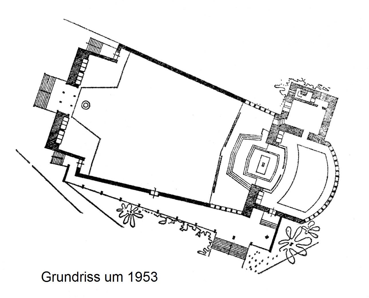 Schweinfurt | St. Kilian | Grundriss