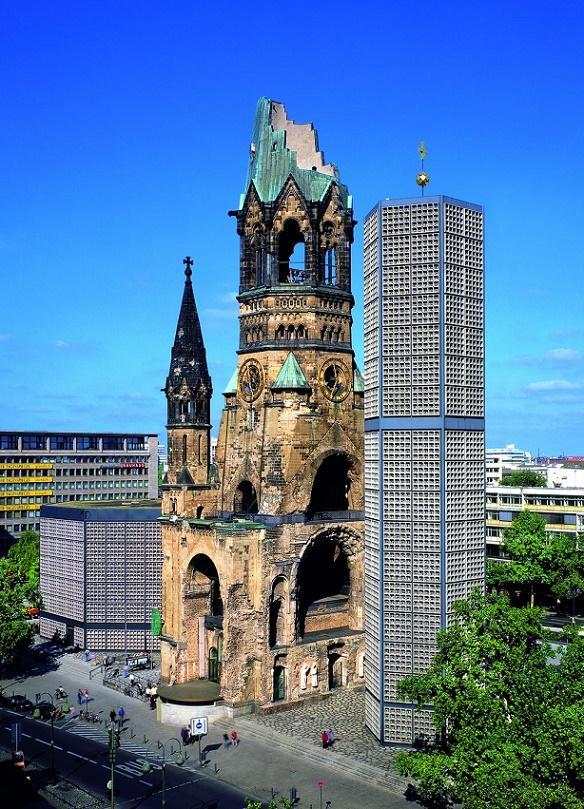 Berlin | Kaiser-Wilhelm-Gedächtnis-Kirche | Außenbau | Foto: publicon Verlagsgesellschaft mbH, Katharina Dorn