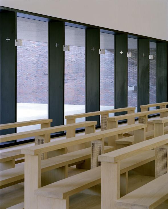 Neuried | St. Nikolaus | Innenraum | Foto: Florian Holzherr