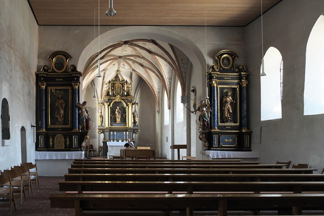 Neuried | St. Nikolaus | historische Dorfkirche | Foto: G. Freihalter, CC BY SA 3.0