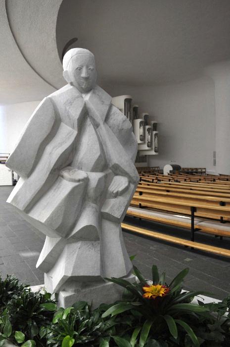 Untermarchtal | Hl. Vinzenz von Paul | Foto: Genossenschaft der Barmherzigen Schwestern vom hl. Vinzenz von Paul in Untermarchtal e. V.