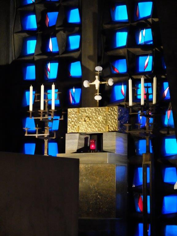 Augsburg | St. Don Bosco | Tabernakel | Foto: Felix J. Landgraf