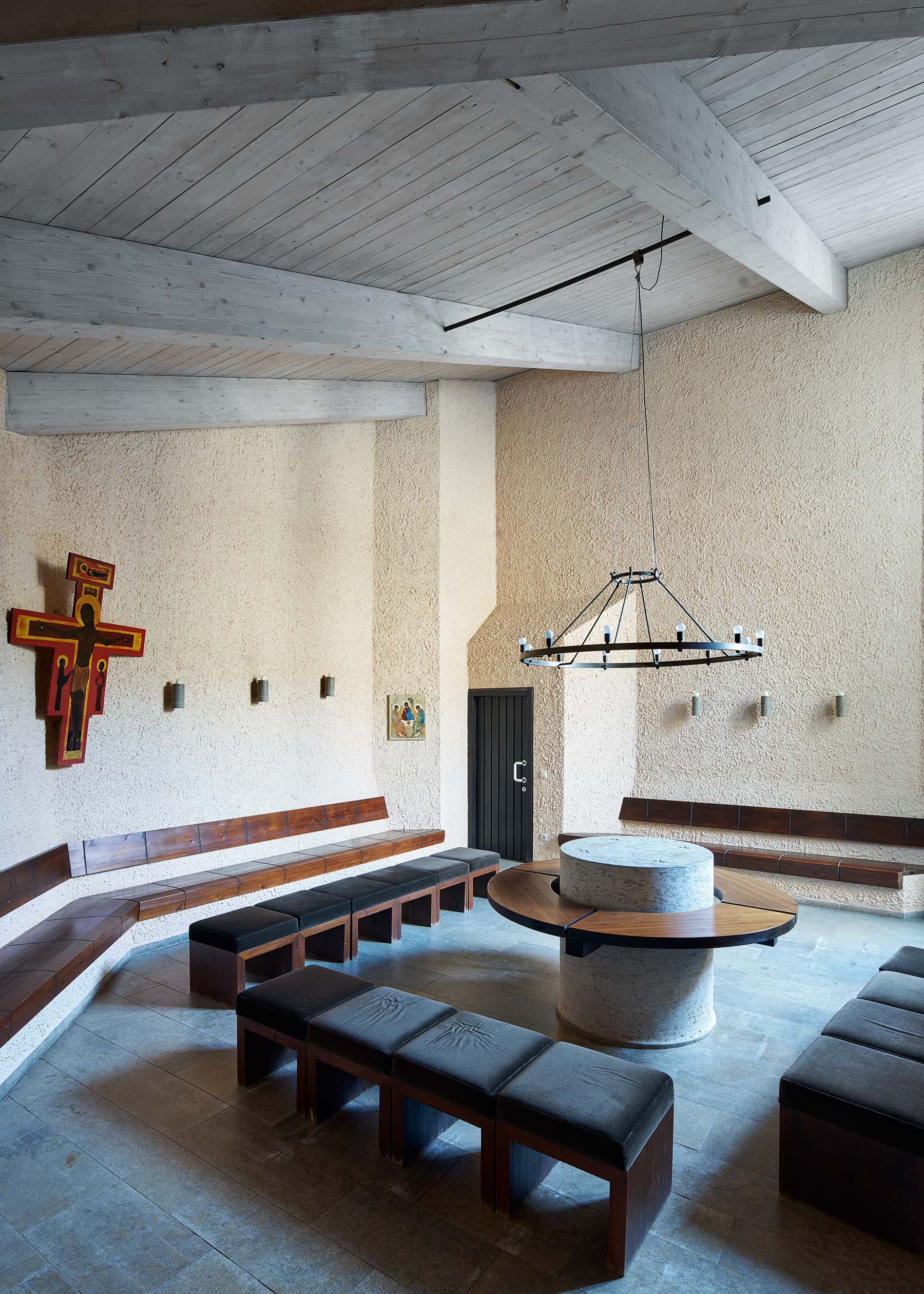 Darmstadt | Ökumenisches Gemeindezentrum | Kapelle | Foto: Marcel Schawe