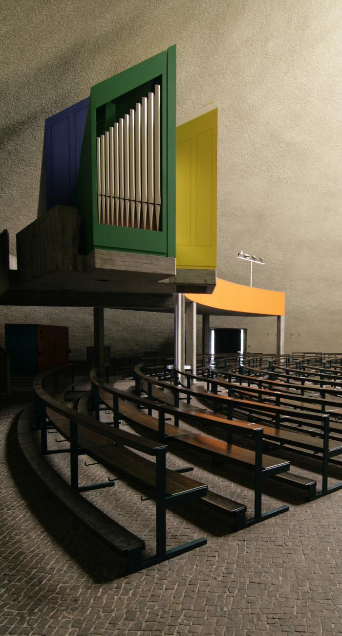 Fellbach | Maria Regina | Orgel | Foto: Martin Schall