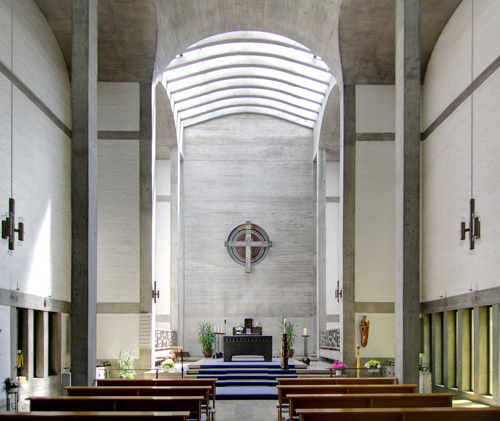 München-Isarvorstadt | Herz Jesu | Innenraum | Foto: Heinz Theuerkauf