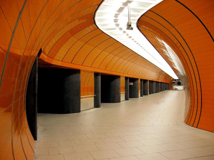 München | U-Bahnstation Marienplatz | Foto: FloSch, GFDL oder CC BY SA 3.0